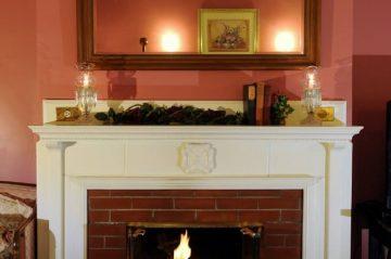 Clem Studebaker Fireplace