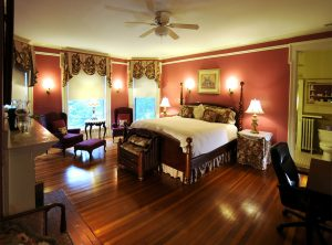 Clem Studebaker Room - The Oliver Inn