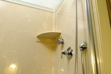 Clem Studebaker Spa Shower