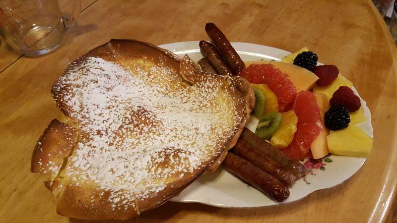 Oven-Pancake