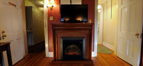 Tippecanoe Fireplace