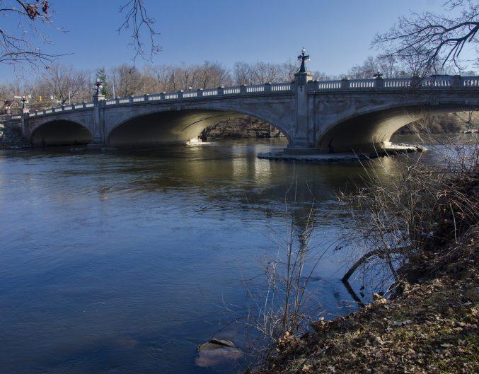 Bridge over Joseph River